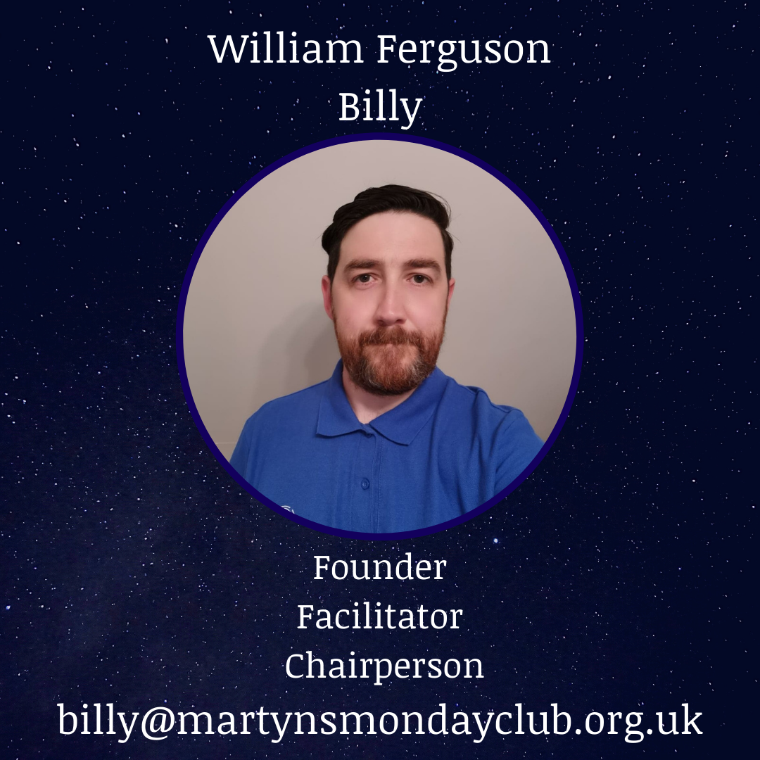 Billy website pic